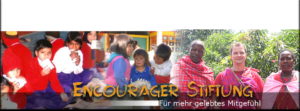 Das Logo von encourager-stiftung