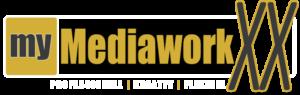 Das Logo von mymediaworkxx